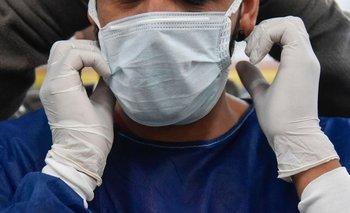 Otras 43 personas murieron con coronavirus y se informó de 2.549 casos nuevos este domingo