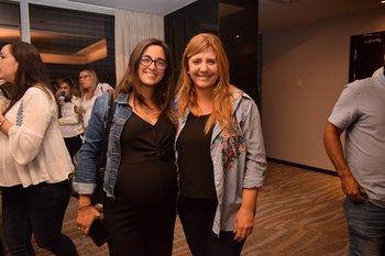 Florencia Carvalo y Valeria Stella