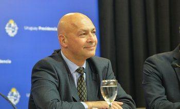 Hugo Odizzio fue gerente y director del BPS