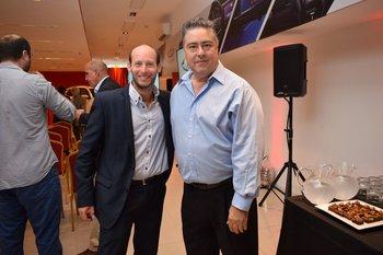 Pablo Dominguez y Nestor Mazzoni