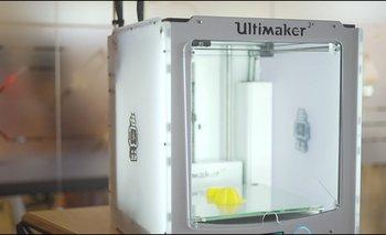 Impresora 3D del Plan Ceibal