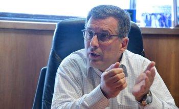 Stipanicic también se refirió a los planes de futuro que tiene la empresa.