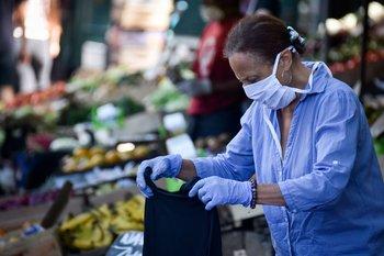 En el caso de los alimentos, sobresalió una suba de las frutas (+8,9%).