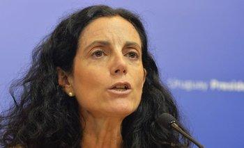 La ministra de Economía, Azucena Arbeleche, señaló que las franjas de descuento serán de 5%, 10%, 15% y 20%