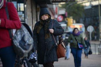 El martes llegará una nueva ola de frío en todo el país