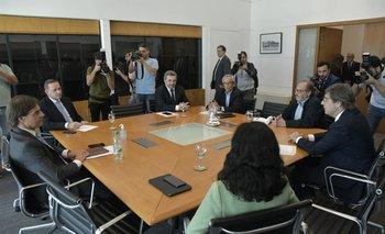 """""""Si hay algo que está abierto en Uruguay es la puerta de la Torre Ejecutiva"""", dijo el mandatario en la entrevista con Telemundo"""