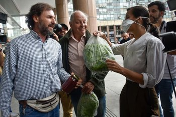 Gustavo Salle y César Vega han tenido fuertes discursos antivacunas durante la pandemia.