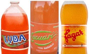 El sabor Naranja es el más popular de las tres marcas