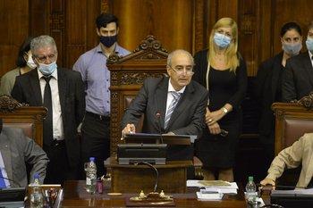 El diputado dijo que buscará acercar el Parlamento a la gente durante su presidencia