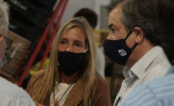 El ministro de Ganadería recorrió junto a Adriana Zumarán las instalaciones de la UAM