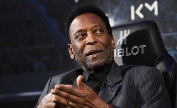 Pelé en 2019