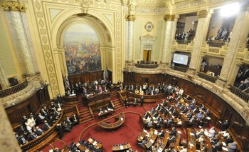 El Frente Amplio dará una conferencia de prensa este miércoles para responder al discurso de Lacalle Pou
