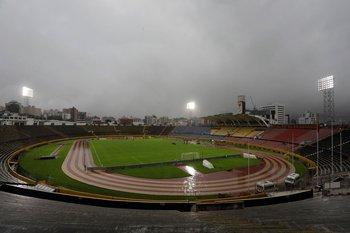 El Atahualpa de Quito, escenario siempre complejo