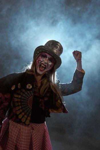 En el video hay destacadas figuras del carnaval uruguayo