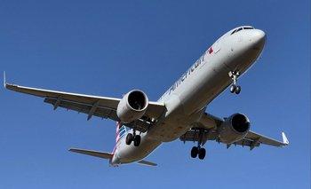 American Airlines suspende los vuelos en marzo y lo retoma en diciembre. Foto de archivo