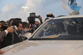 La aprobación del mandatario cayó tres puntos desde la última encuesta de Cifra