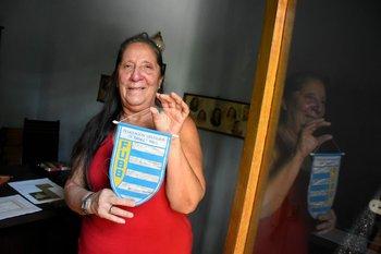 María Arocena, exjueza de básquetbol