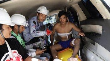 La represión no cesa en Myanmar a un mes del golpe de Estado