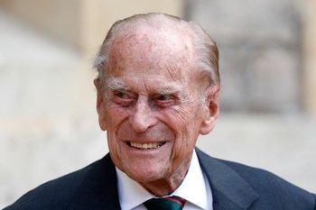 El duque de Edimburgo cumple 100 años en junio
