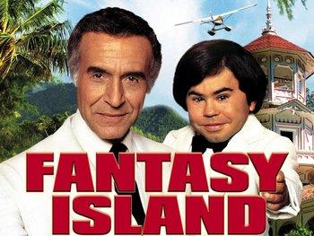 """A fines de los años ´70, la cadena de TV norteamericana ABC comenzó a divulgar una serie llamada """"La isla de la fantasía""""."""