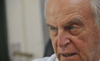Carlos Voituret habló de su vida deportiva con Referí