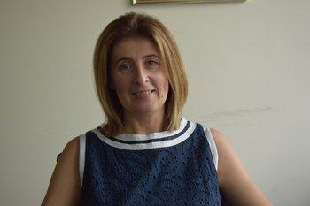 Fernanda Maldonado, directora general del Ministerio de Ganadería, Agricultura y Pesca