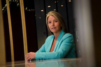 Andrea Roth, directora de Apiter y presidenta de la Unión de Exportadores
