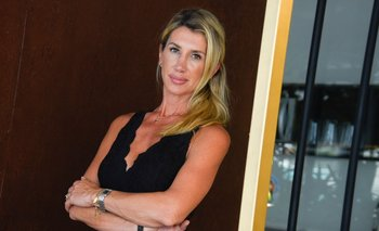 Virginia Staricco es presidenta de LaNave Multimodal y Cargo Postal