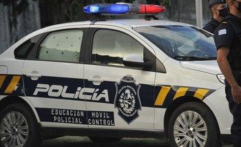 Patrullero de Montevideo