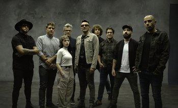 La banda adelantó un nuevo tema de su disco Luz, junto a la argentina Nicki Nicole