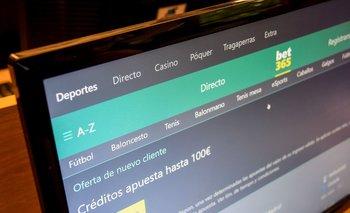 Bet365 fue uno de los primeros sitios de apuestas bloqueados en Uruguay