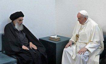 El encuentro entre el ayatolá Sistani y Francisco es considerado histórico