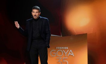 Antonio Banderas, presentador de los premios Goya 2021