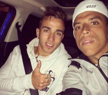 Franco y Maxi