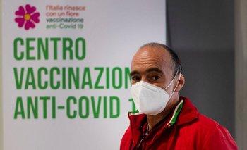 Vacunación contra el covid-19 en Roma