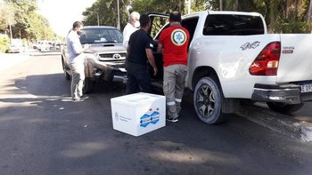 Accidente de tránsito del ministro de Salud de Corrientes