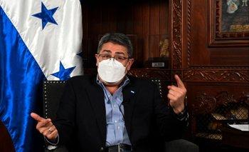 Juan Orlando Hernández, presidente de Honduras, acusado en Nueva York por ayudar al nacrcotráfico
