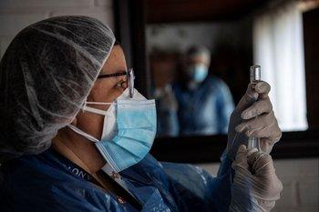 Vacunación contra el covid-19 en Chile