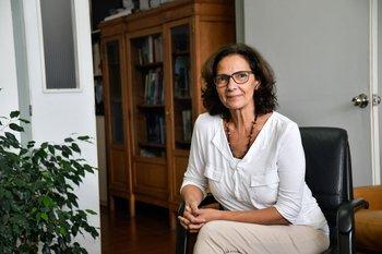 Mónica Marín, decana de la Facultad de Ciencias