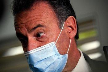 El ministro de Salud Pública, Daniel Salinas, es positivo sobre la fecha en la que Uruguay controlará al covid-19