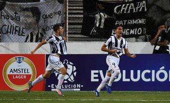 Mauro Méndez, hombre gol