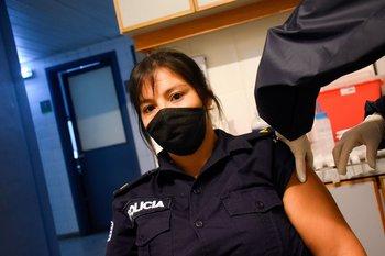 ¿A partir de qué fechas Uruguay logrará niveles de inmunización sugeridos por la OMS?
