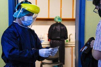 Se aplicaron más de un millón de primeras dosis en Uruguay