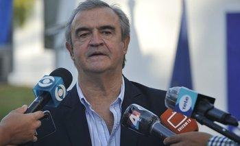 El ministro Jorge Larrañaga dio información sobre el último operativo antidrogas