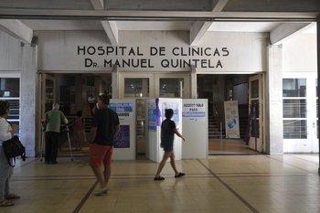 Hospital de Clínicas no exigirá a los estudiantes la vacunación