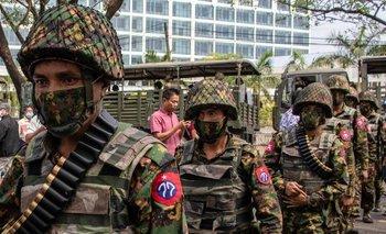 Los críticos dicen que el imperio empresarial de los militares de Myanmar ayudó a impulsar el actual golpe.