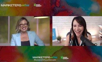 Esta nueva edición de Marketers da la posibilidad de actualizarse e inspirarse, de forma concentrada y visual