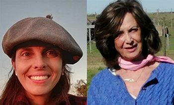 Soledad Arrarte y Mónica Silva encabezan las listas que competirán en mayo por la presidencia de la Federación Rural (FR).