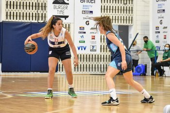 Camila Panetta, uno de los símbolos de las campeonas