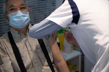 Vacunación con AstraZeneca/Oxford